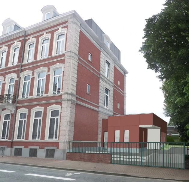 Image for A Lille, un nouveau CHRS dans un bâtiment cédé par l'Etat