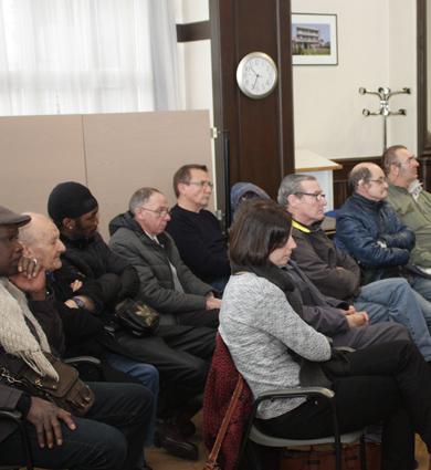 Image for Rencontre avec les délégués des résidants