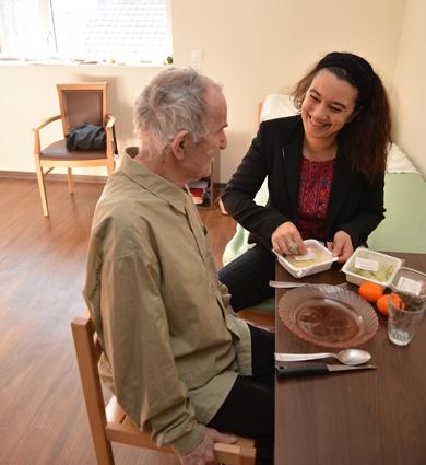 Image for Le vieillissement des personnes âgées immigrées, un sujet partagé à l'échelon national