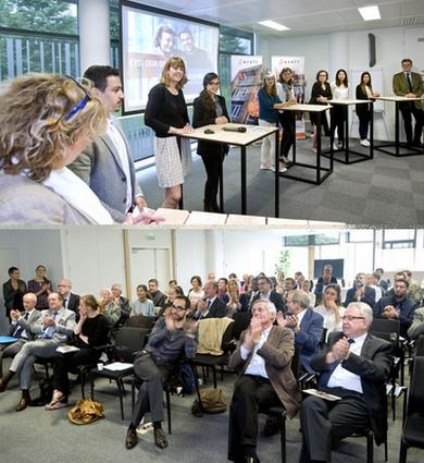 Image for Les partenaires d'Emergence réunis pour un temps d'information autour du mécénat