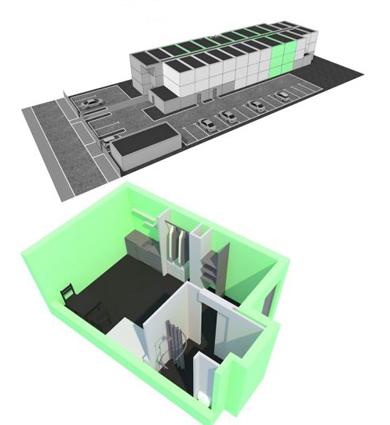 Image for Un appel à projets pour la production de résidences sociales en construction modulaire