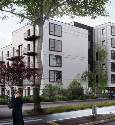 Image for Roubaix : la future résidence seniors de l'avenue Gustave Delory présentée aux riverains