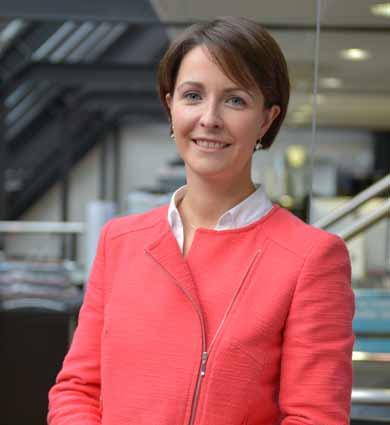 Image for Tiphaine Duquesnes, nouvelle manageur du programme Emergence