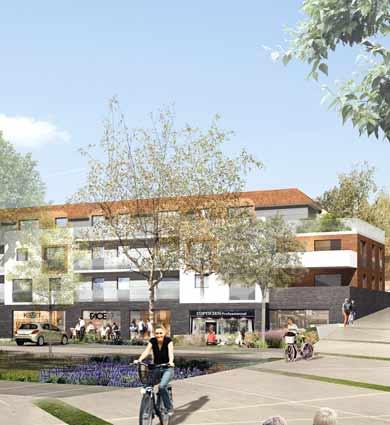 Image for Une résidence seniors pour 2018 à Sainte-Catherine