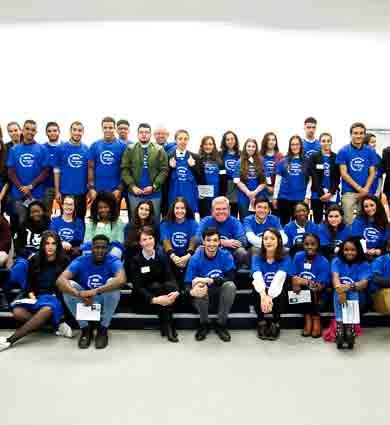 Image for 50 étudiants lauréats du programme Emergence 2016 mis à l'honneur