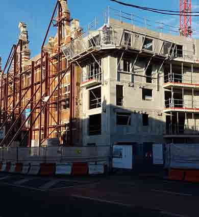 Image for Construction de la résidence seniors de La Bassée : dernière ligne droite !
