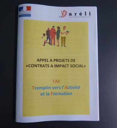 Image for Contrats à impact social : Aréli lauréat de l'appel à projets de l'Etat