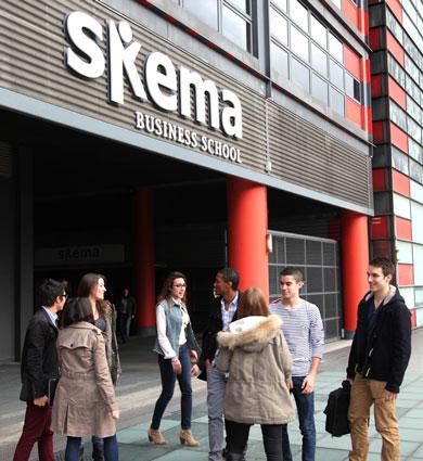 Image for SKEMA, nouvelle grande école partenaire d'Emergence