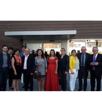 Image for L'EVA reçoit le conseil départemental du Puy-de-Dôme