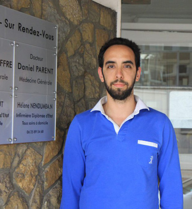 Image for Jérémy Bensaada, médecin émergentiste