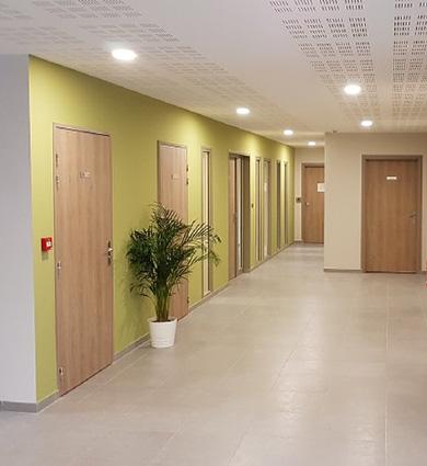 Image for La résidence-accueil de Roubaix a ouvert !