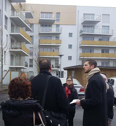 Image for Aux Balcons Saint-Jean, une inauguration avec des locataires très investis !