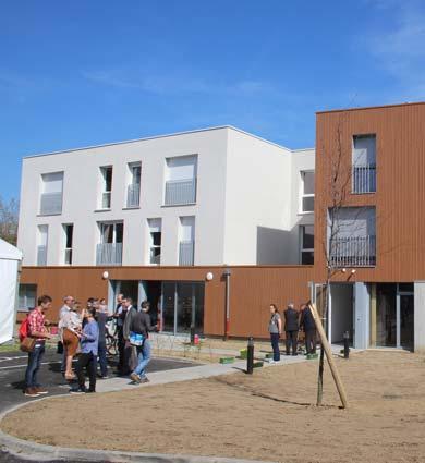 Image for La résidence Aux berges du Sartel officiellement inaugurée