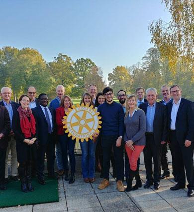 Image for Le Rotary Club Lille Est, nouveau partenaire !
