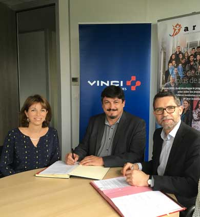Image for Vinci Energies, grand partenaire de la promo 2019