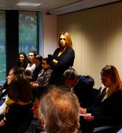 Image for Aréli présente au forum métropolitain « Logement d'abord »