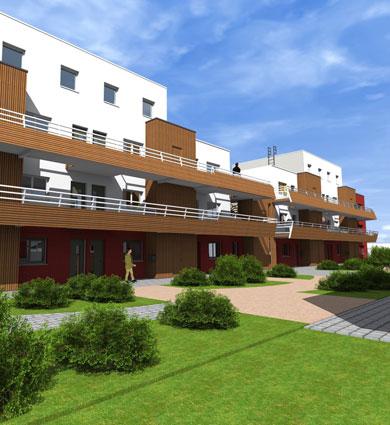 Image for 29 logements neufs pour 2021 à Tourcoing