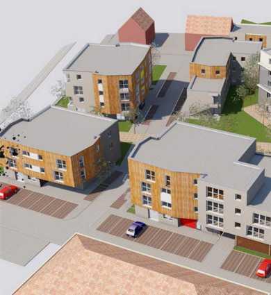 Image for Démolition-reconstruction sur le site Cassel, à Dunkerque : le chantier est lancé